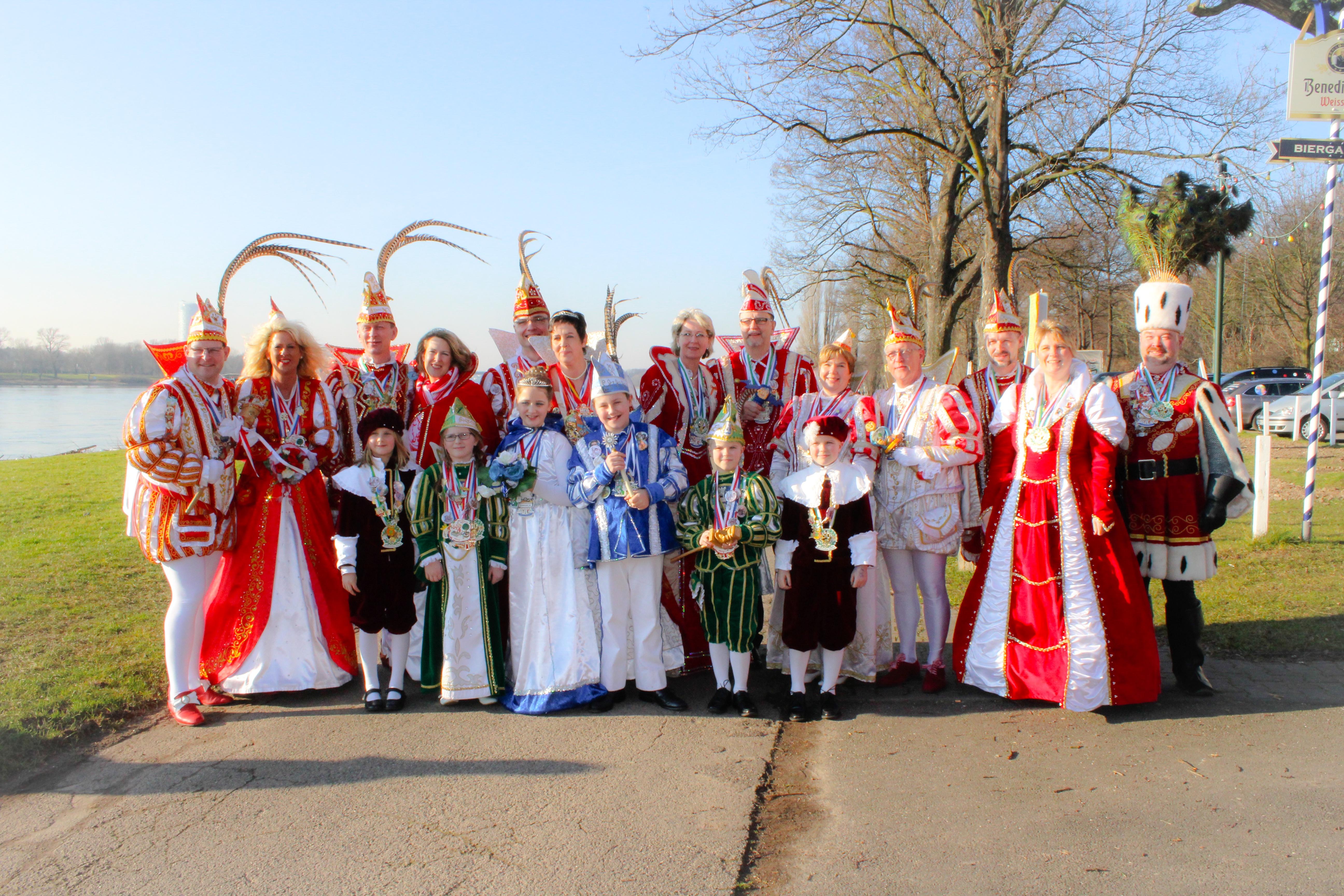 Prinzentreffen 2015